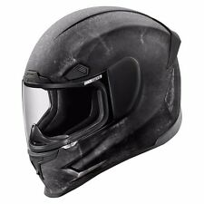 New Black Icon Airframe Pro Construct Motorcycle Helmet Full Face Extra Large XL