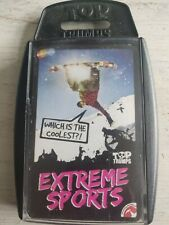 Top Trumps Extreme Sports Which is the coolest card game