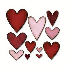 Präge- & Stanzschablonen und Liebe