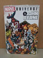 Marvel Universe by John Byrne Omnibus  new/sealed  $125 cover price