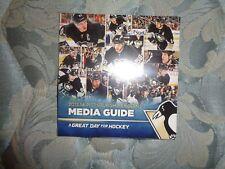 2013-14 PITTSBURGH PENGUINS MEDIA GUIDE DISC Yearbook 2014 NHL Hockey Program AD