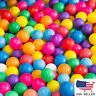 300pcs 5.5cm Secure Baby Kid Pit Toy Swim Fun Colorful Soft Plastic Ocean Ball