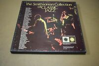 """THE SMITHSONIAN COLLECTION OF CLASSIC JAZZ """"VARIOUS"""" P6 11891 (#1963)"""