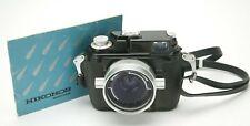 Nikonos I Nippon Kogaku Underwater Camera W/28mm Lens. Shutter Works. Ex. Rare.