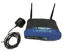 Linksys Wireless-G 2.4GHZ 802.11g Broadband Router with Speed Booster WRT54GS v6