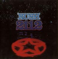 RUSH 2112 (CD album, remastered) 534 626-2 prog rock uk 1997 mercury