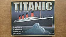 Titanic  Board Game.by Universal Games 1998