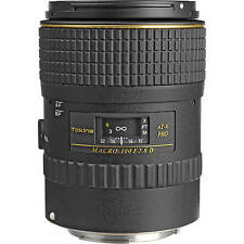 Brand New Tokina AT-X M100 Pro D AF 100mm f/2.8 Lenses for Canon mount