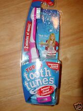 """Tooth Tunes Battery Powered Toothbrush - Hannah Montana """"Rock Star"""""""
