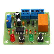 Dc 12v Timer Relay Control Switch Diy Kit 100s Delay Electronic Welding Parts