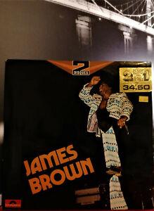 33 TOURS DOUBLE ALBUM LP JAMES BROWN. MR DYNAMITE.1973
