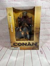 McFarlane CONAN The BARBARIAN King Conan of Aquilonia delux boxed set
