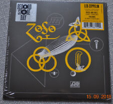 """Led Zeppelin """"Rock and Roll"""" Record store day, Yellow disc, Vinyle Neuf Scellé"""