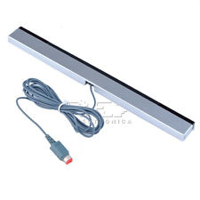 Barra SENSOR Infrarrojos para Wii CON CABLE Gris Mate  n72