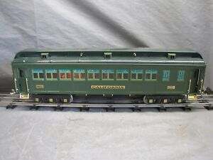 Lionel Classics Standard Gauge 1412 California Passenger Car #6-13404