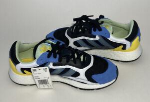 [Adidas] EG7949 Tresk Run Men Running Shoes Sneakers Multicolor Size 9.5 New!