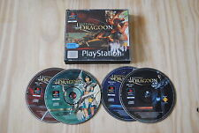 THE LEGEND OF DRAGOON - PlayStation  ONE
