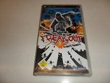 PLAYSTATION PORTABLE PSP Freakout: EXTREME FREERIDE