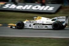 Keke Rosberg Williams FW09B British Grand Prix 1984 Photograph 2