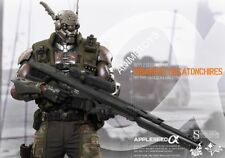 HOT TOYS – APPLESEED ALPHA – Briareos Hecatonchires – Movie Masterpiece