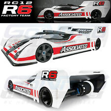 Associated 4021 1/12 RC12R6 Factory Team Electric 2WD On Road Comp Race Car Kit