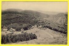 cpa Auvergne 63 - ORCINES (Puy de Dôme) Le COL de CEYSSAT et les CHÂLETS HÔTELS