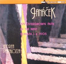 Janacek Piano Music Andréa  Pestalozza ITa Press CD