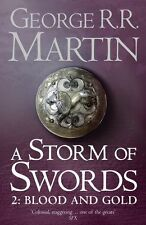 A Storm of Swords: Part 2 Blood and Gold: Part two by George R. R. Martin (Pape…