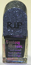 New Wet N Wild Fantasy Makers R.I.P. Nail Polish  #12487 Nail In The Coffin