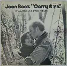 Carry It On 33 tours Joan Baez 1972