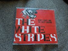 The White Stripes Dead Leaves and the Dirty Ground RARE CD Single