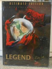 Legend (DVD 2002 2-Disc Set Ultimate Edition) RARE TOM CRUISE EARLY FILM NEW