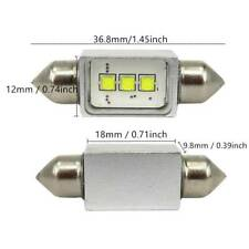 C5W 36mm LED Bulb License Plate CANBUS CREE SMD Waterproof AUDI BMW VW MERCEDES