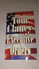 EXECUTIVE ORDERS TOM CLANCY, 1st BERKLEY PAPERBACK , AUG. 1997