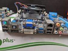 ASUS F2A55-M v1.02 Motherboard, AMD A6 6400 3.90Ghz, 8 GB Corsair RAM