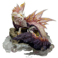 Builder Creators Figure Model Monster Hunter Tamamitsune Mizutsune Statue NO BOX