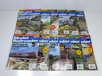 Model Railroader Magazine 2012 12 Issues  READ
