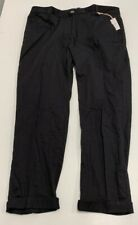 Dockers Black NEW Women's Dress Pants Ella Petite 14 P (Actual: 35x26) NEW