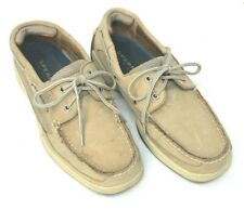 Sperry Top Sider Mens Lanyard 2 Eye Boat Deck Dock Shoes Loafer Sz 9.5 M 0777924