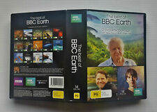 David Attenborough Best of Earth BBC Set 14 DVD Last 2 Sets Case Ship