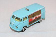 "Corgi Toys Volkswagen ""Jouets Weber"" Promotional very very scarce model Selten"