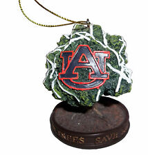 Auburn Tigers Christmas Ornament - Roll Toomers Corner Tradition Oak Trees Aday