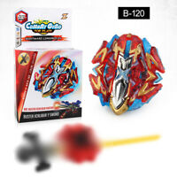 Beyblade Burst B-120  Xcalibur 1 '. sw Metal Sword Without 4D Launcher and Box