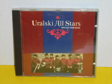 CD - URALSKI ALL STARS - WITH JAZZ FROM RUSSIA