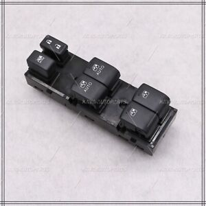 Left Power Window Switch MASTER DOOR SWITCH For 2017 Subaru Outback Legacy