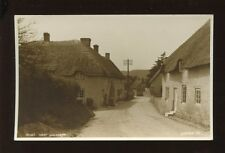 Dorset WEST LULWORTH The Village  c1950s? 'RP PPC by Judges
