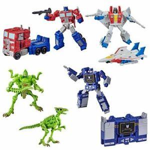 Transformers Generations Kingdom Core War for Cybertron Wave 3