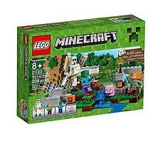 LEGO Minecraft 21123: The Iron Golem
