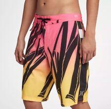 Hurley Phantom JJF IV 4 x Zig Zane Ka Huli Wae Boardshorts Size 29 923875 639