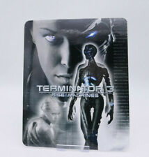 TERMINATOR 3 Rise of the Machines Bluray Steelbook Magnet Cover (NOT LENTICULAR)